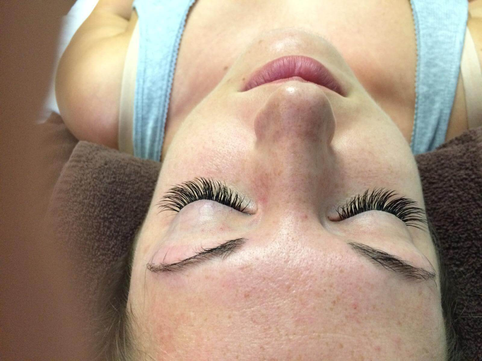 Believe Your Eyes: Lashing Out At the Myths About Eyelash Extensions
