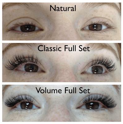 lash extensions bellevue
