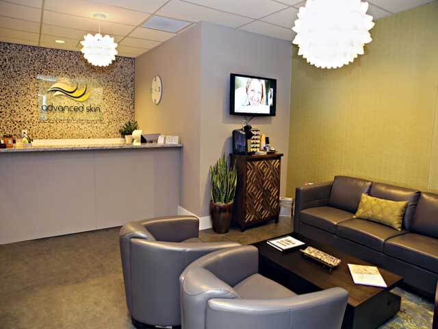 bellevue spa waiting room
