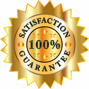Our Great Service Guarantee